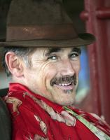 An Evening with Mark Rylance & Friends, Singing in the...
