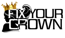 Fix Your Crown logo