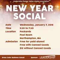 LPV After Hours- New Year Social