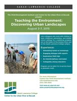 2015: Teaching the Environment: Discovering Urban...