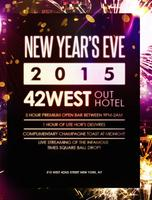 New Years Eve at 42 West Nightclub