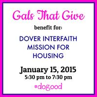 Do Good Charity Benefit for Dover Interfaith Mission fo...