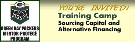 Sourcing Capital and Alternative Financing