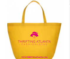 Thrifting Atlanta Fashion Swap
