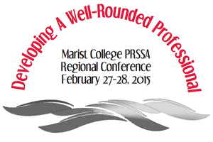 Marist College PRSSA Developing a Well-Rounded...