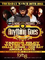 DJNORIE ANYTHINGGOES ANNIVERSARY