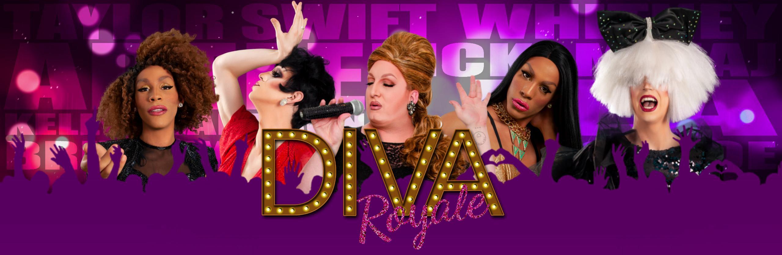 Diva Royale - Drag Queen Dinner & Brunch Show Boston