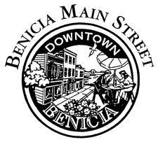 Benicia Main Street logo