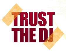 Trust The DJ  logo