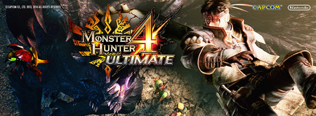 It's Carving Time - Monster Hunter 4 Ultimate...