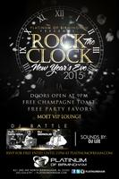 Rock The Clock New Years Eve 2015 Party
