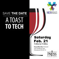 A Toast to Tech 2015