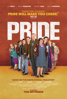 PRIDE (15) Film Screening & Discussion for LGBT 2015