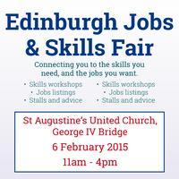Edinburgh Jobs and Skills Fair