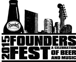 2015 Founders Fest - A Celebration of Beer & Music