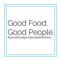 Good food, good people. Kookworkshop & Shared diner