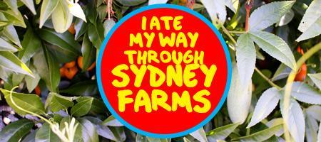 I Ate My Way Through Sydney Farms