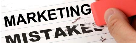 5 Big Common Marketing Mistakes Small Business Owners...