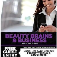 Beauty Brains & Business
