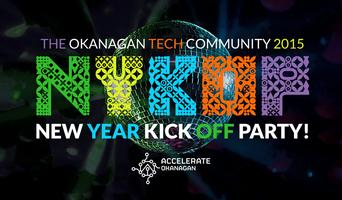 The 2015 Okanagan Technology Community New Year Kick...