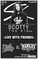 Scotty The Kid- Live at The Rock Tucson AZ