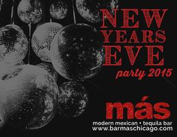 New Years Eve at más