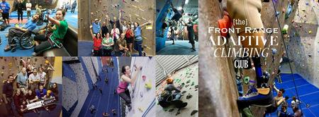 FR Adaptive Climbing Club - Golden