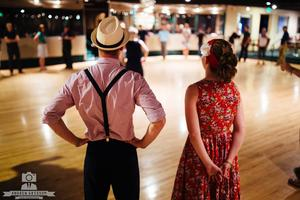 Holiday Hangover Cure: A Swing Dance
