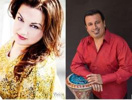 BELLY DANCE RAKS! Salimpour Tribute & Issam Houshan...