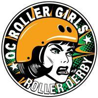 OC Roller Girls Flat Track Roller Derby: Psycho...