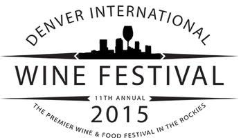 2015 Denver International Wine Festival