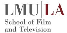 School of Film and Television | Loyola Marymount University logo