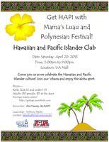 Get HAPI with Mama's Luau & Polynesian Festival