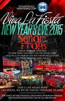 Senor Frogs Vegas Viva La Fiesta New Year's Eve