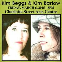 Kim Beggs and Kim Barlow in Concert - Mar 6 in...