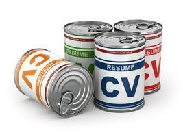 A Better U: CV Writing