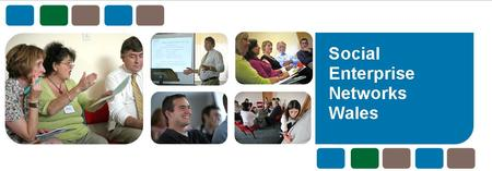Social Enterprise Networks Wales - South East February...
