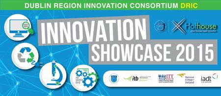 Dublin Region Innovation Consortium Showcase 2015