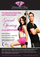 Diamond Class Pole and Fitness Studio - Grand Opening...