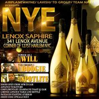 NEW YEARS EVE at LENOX SAPHIRE