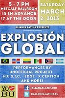 Alianza Latina Presents: Explosión Global 2013