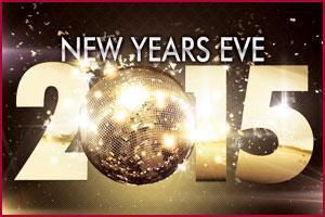 The New Year's Eve Party! A Modern Masquerade!