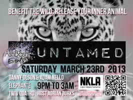 Untamed: OLSON & NELLO / ELEPHANTE / TWIV QUATRO / NKLA