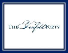 The Tenfold Forty logo