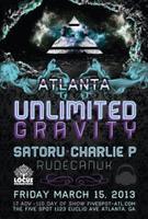 Unlimited Gravity / Satoru / Charlie P @ Asylum