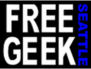 Computer In-Kind Donation via FreeGeek Seattle & FCS...