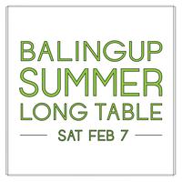 Balingup Summer Long Table