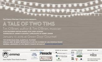 A Tale of Two Tims: A Celebration of Literature and...