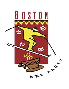 Boston Ski Party logo