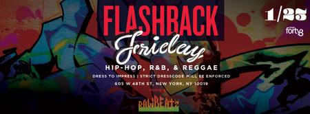 WHISPER NYC: FLASHBACK FRIDAY @ STAGE 48